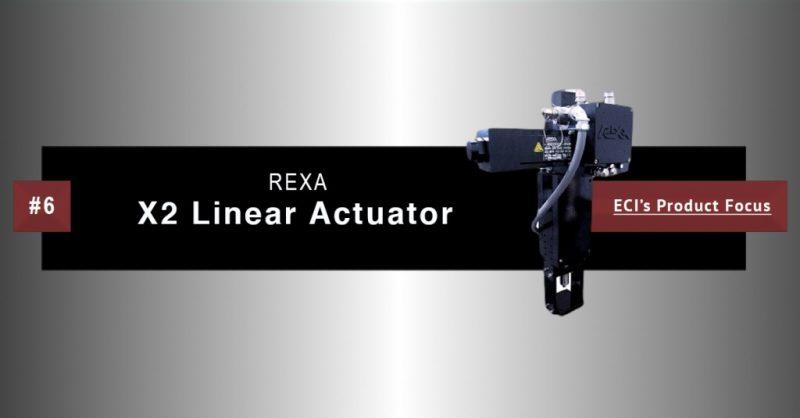 REXA X2 Linear Actuator
