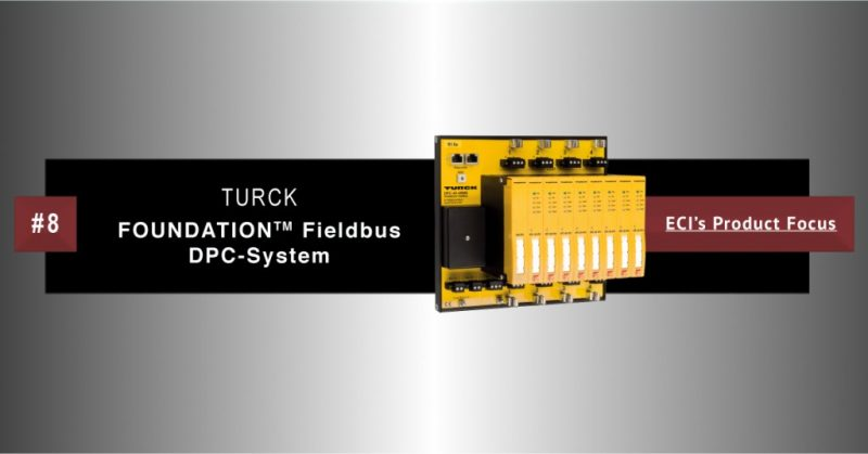 Turck FOUNDATION Fieldbus DPC-System