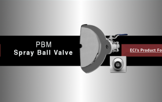 PBM Spray Ball Valve