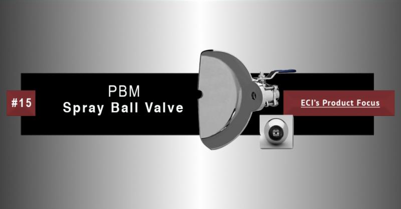 PBM Spray Ball Valve