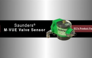 Saunders M-VUE Valve Sensor