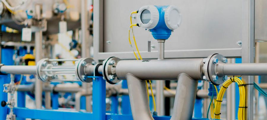 Endress+Hauser Proline Promass Q 300 Coriolis Flowmeter