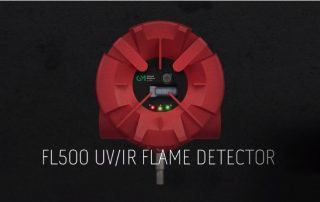 FL500 Flame Detection