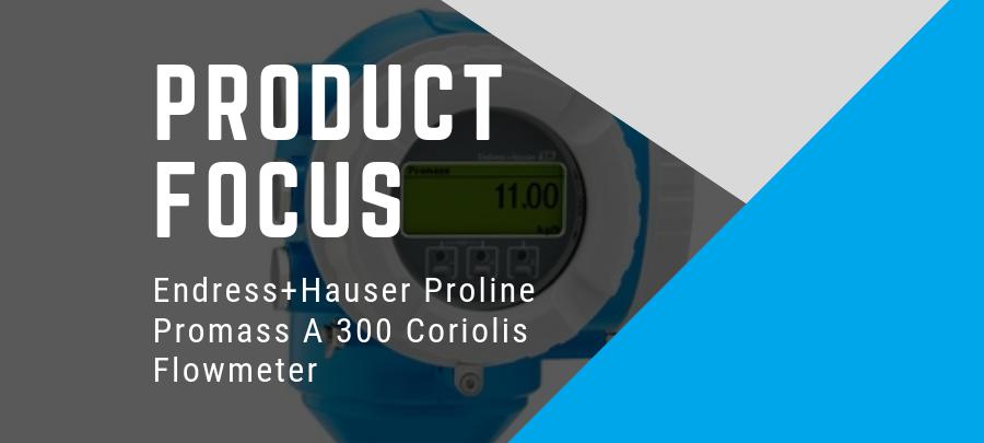 Endress+Hauser Proline Promass A