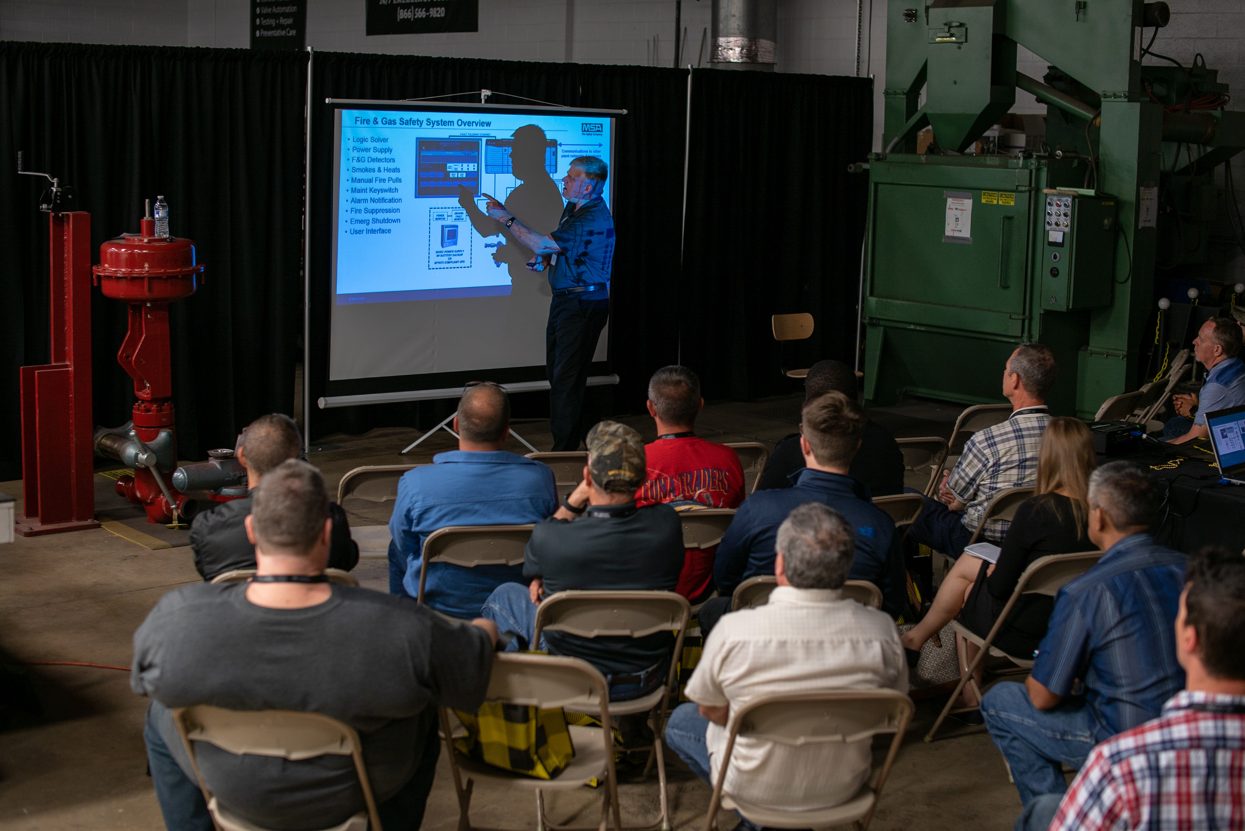 2019 Process Solutions Summit Images - Eastern Controls, Inc