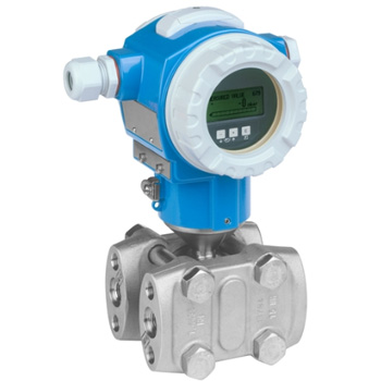 Differential Pressure Deltabar PMD75 - Endress+Hauser