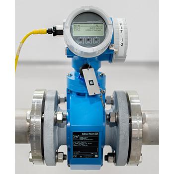Proline Promag P 200 Electromagnetic Flowmeter - Endress+
