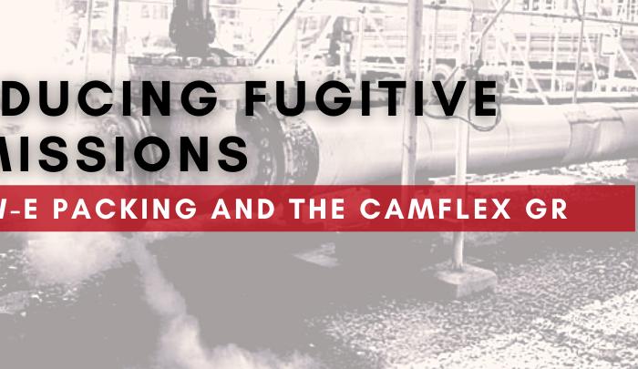Title Image: Reducing Fugitive Emissions